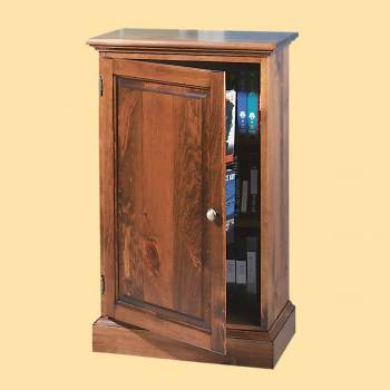 <PRE>Traditional Video Storage Cabinet Unfinished Pine Wood</PRE>