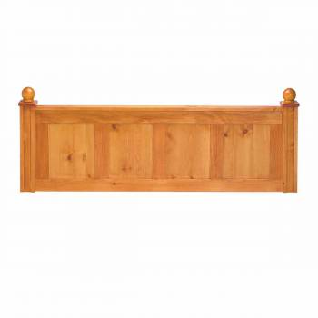 Heirloom Pine Wentworth King Headboard667014grid