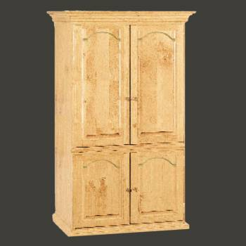 <PRE>Wentworth Country Pine Pine Entertainment Center Country Pine finish</PRE>