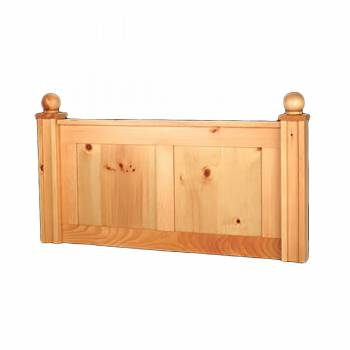 Headboard Country Pine Wentworth Twin Size 667088grid