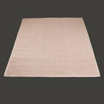 Rectangular Area Rug 9 x 6 Beige Jute Rugs Rug Decorative Rugs