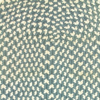 <PRE>Oval Area Rug 6' x 2' Blue Nylon </PRE>zoom3