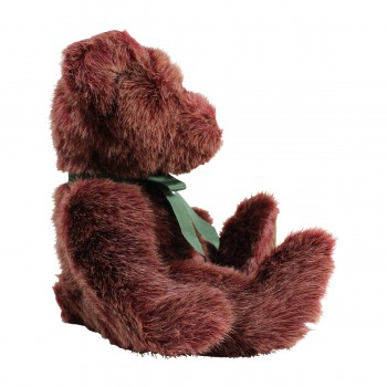 <PRE>Teddy Bear Brown Faux Fur Bear 12inchH </PRE>zoom3