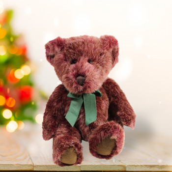 Teddy Bear Brown Faux Fur Bear 12