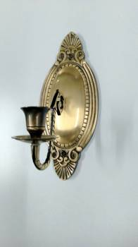 Victorian Vintage Antique Wall Sconce Candle Holder Brass Wall Sconce Vintage Wall Sconce Victorian Antique Wall Sconce