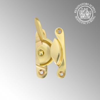<PRE>Brass Window Hardware Sash Lock Fastener Lacquered Heavy Duty 2 5/8inch Inches Wide</PRE>zoom2