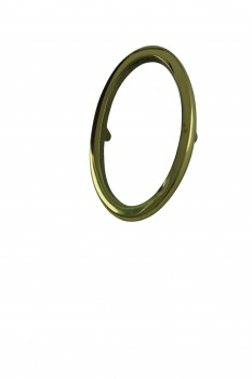<PRE>Bright Solid Brass 3inch Address House Number '0' Pin Mount </PRE>zoom1