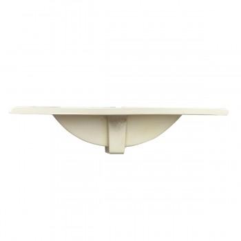 <PRE>Square Drop In Sink Self Rimming for Bathroom White Grade A China 24inch Centerset </PRE>zoom5