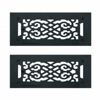 <PRE>8 Floor Heat Register Louver Vent Cast 4inch x 10&quot; Duct </PRE>zoom1