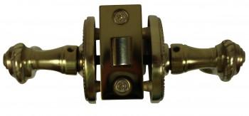 <PRE>Door Levers Bright Solid Brass Door Lever Passage Set Braided 2 3/8 Ba</PRE>zoom4