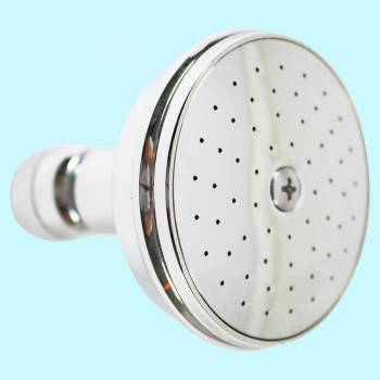 Shower Head Chrome Heavy Cast Brass Showerhead Only Shower Head Shower Heads Bath Shower Head