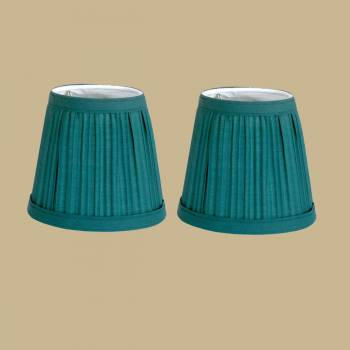 2 Fabric Lamp Shade Hunter Green 4 116 H Mini Clip Lamp Shade Fabric Lamp Shade Clip Lamp Shade