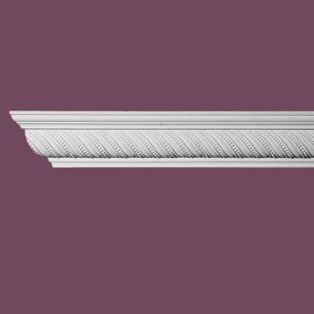 <PRE>Renovator's Supply Ornate Cornice White Urethane Queensborough Design 8 Pieces Totaling 768inch Length</PRE>zoom2