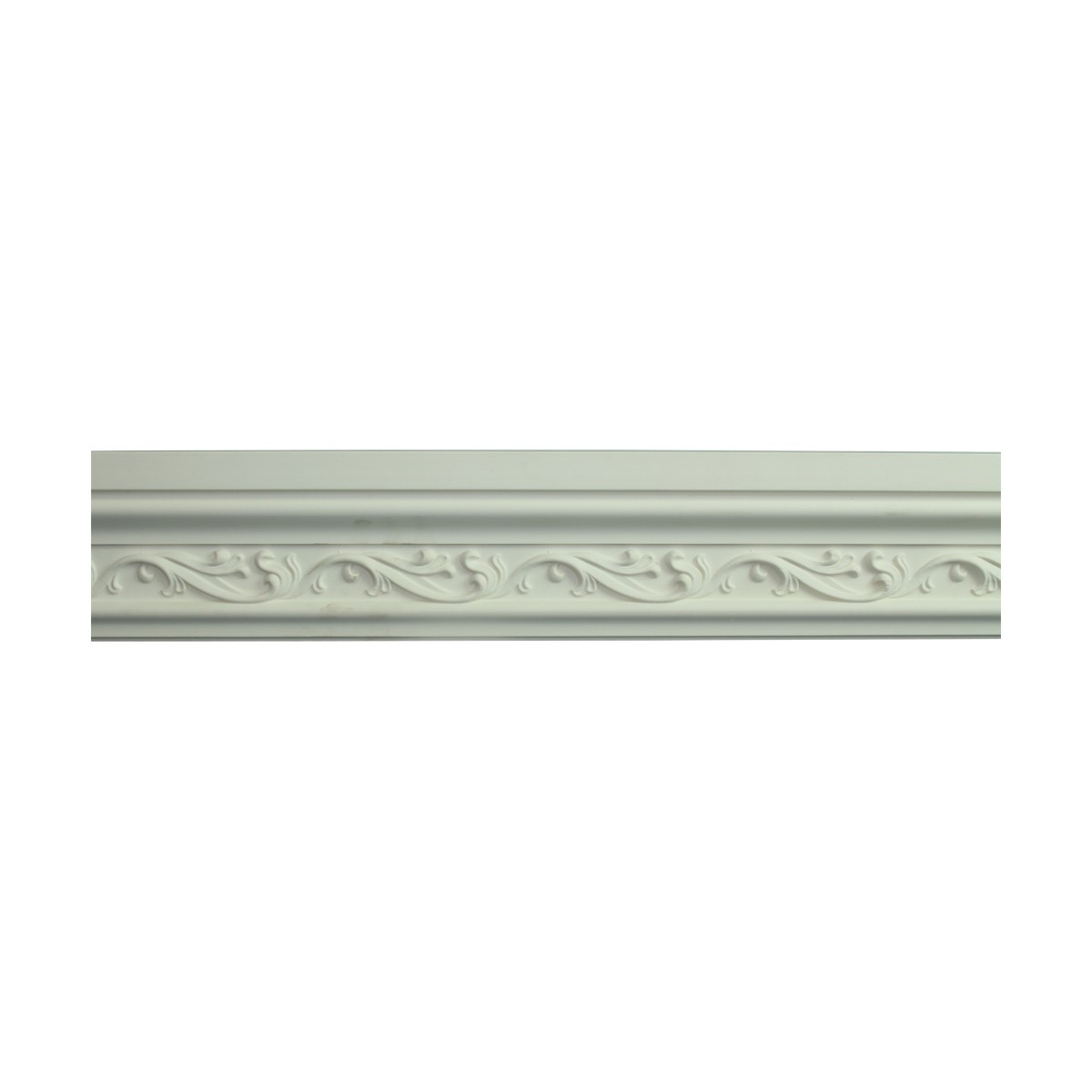Renovators Supply Crown Molding White Urethane Savanah Design 8 Pieces Totaling 752 Length White PrePrimed Urethane Crown Cornice Molding Cornice Crown Home Depot Ekena Millwork Molding Wall Ceiling Corner Cornice Crown Cove Molding
