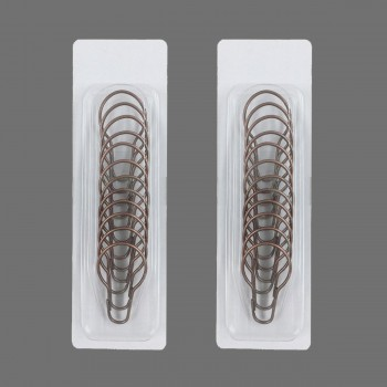 <PRE> Shower Curtain Rod Hooks Antique Copper Finish Set of 24 </PRE>