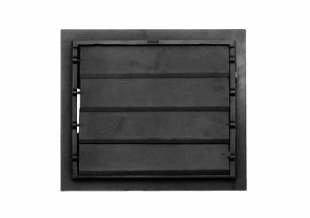 <PRE>4 Floor Heat Register Louver Vent Victorian Cast 12 x 14 Duct </PRE>