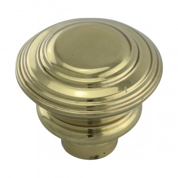 <PRE>1inch Cabinet Knob Classic Brass Set of 6</PRE>zoom8