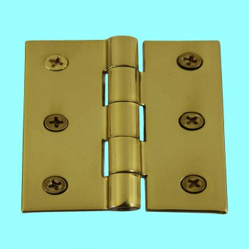 <PRE>Cabinet Hinge Square Solid Brass  2inch x 2.5&quot; </PRE>zoom2