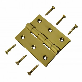 <PRE>Cabinet Hinge Square Solid Brass  2inch x 2.5&quot; </PRE>zoom3
