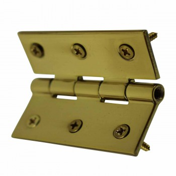 <PRE>Cabinet Hinge Square Solid Brass  2inch x 2.5&quot; </PRE>zoom4