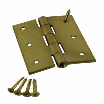 <PRE>Cabinet Hinge Square Solid Brass  2inch x 2.5&quot; </PRE>zoom5