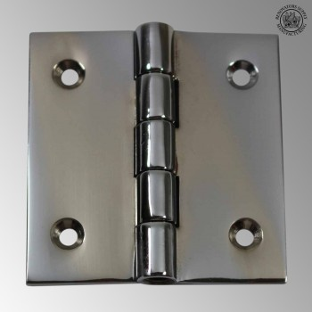 <PRE>Cabinet Hinges Bright Chrome Square 2inch x 2&quot; </PRE>zoom2
