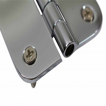 <PRE>Cabinet Hinges Bright Chrome Radius 2inch x 2&quot; </PRE>zoom5