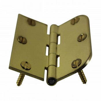 <PRE>Cabinet Hinges Solid Brass Combo Hinge 3inch x 3&quot; </PRE>zoom6