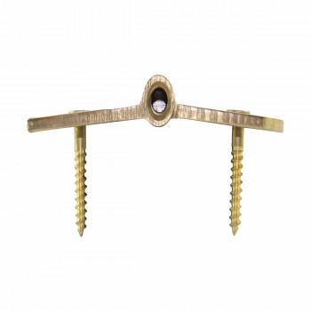 <PRE>Door Hinges Bright Solid Brass Combo 4inch x 4&quot; </PRE>zoom6