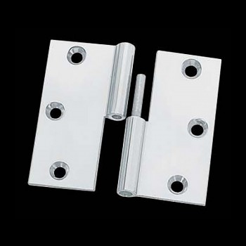 <PRE>Cabinet Hinge LIft Off Left Chrome Brass 2inch inch </PRE>zoom3