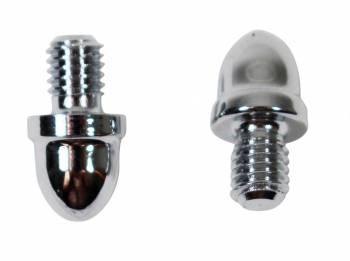 Cabinet Hinges Chrome Small Helmet Hinge Finial Pair 92153grid