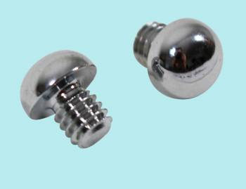 Door Hinges Bright Chrome Med Button Hinge Finial Pair Hinge Finials Brass Hinge Finial Brass Hinge Finials