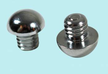 Door Hinges Bright Chrome Large Button Hinge Finial Pair Hinge Finials Brass Hinge Finial Brass Hinge Finials