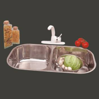 "<PRE>New Stainless Steel Kitchen Sink Double Bowl 30inchx 15-3/4"" Drop in Top Mount </PRE>zoom2"