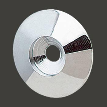 <PRE>Cabinet Knob Rosette Bright Chrome 1 3/16inch </PRE>zoom2