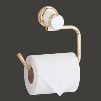 <PRE>Victorian Toilet Paper Holder Brass Spectrum Tissue Holder </PRE>