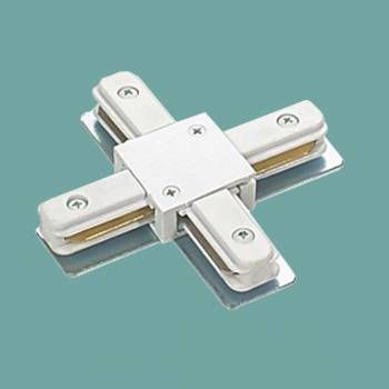Track Lights - Standard Connectors White by the Renovator's Supply