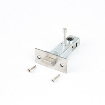 <PRE>Door Latches Stainless Steel 2 3/8inch Backset Door Latch Set </PRE>zoom3