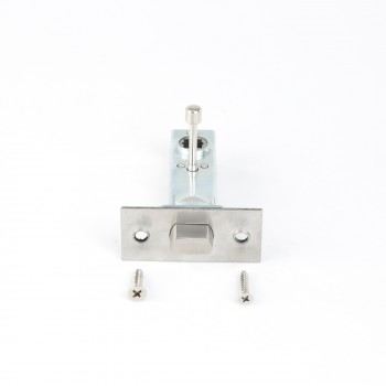 <PRE>Door Latches Stainless Steel 2 3/8inch Backset Door Latch Set </PRE>zoom6