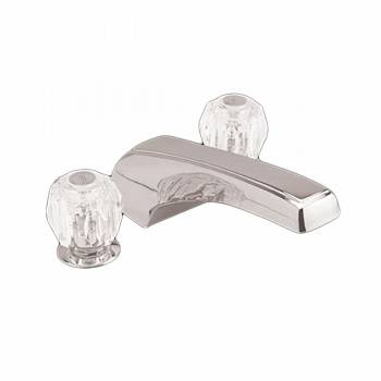 Chrome Tub Faucet Roman Style Centerset 2 Handles95765grid