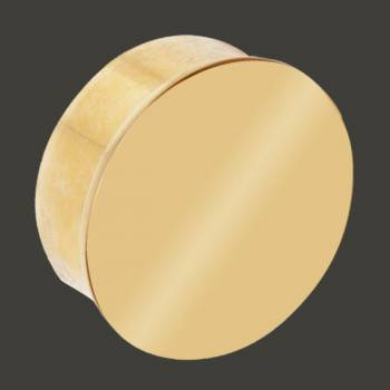 <PRE>1.5inch Flush Flat End Plug Solid Brass </PRE>zoom2