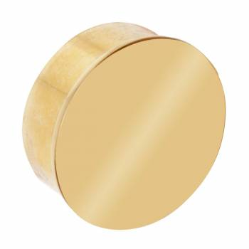 <PRE>1.5inch Flush Flat End Plug Solid Brass </PRE>zoom1