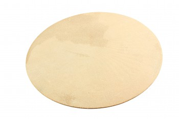 <PRE>Replacement Seat Leather Light Brown Round 12inch </PRE>zoom5