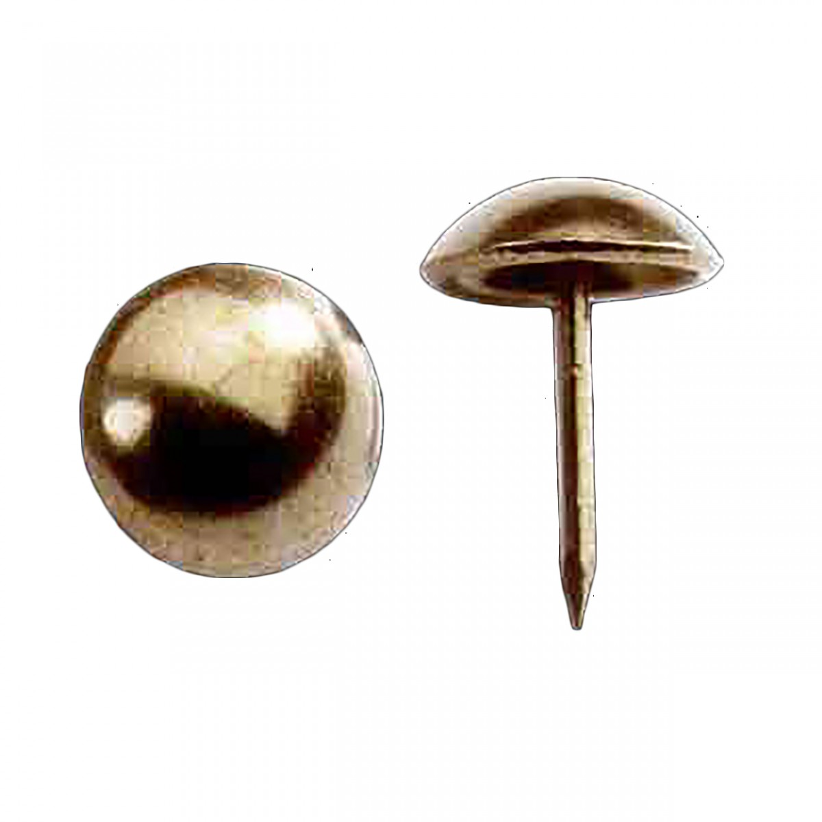 Tacks Replacement For Chairs Antique Brass 5 8 Quot H