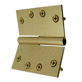 <PRE>4inch Lift Off Right Brass Door Hinge No Finial </PRE>zoom6