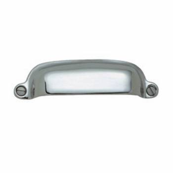 <PRE>Classic Cabinet Pull Bright Chrome-Plated </PRE>zoom1