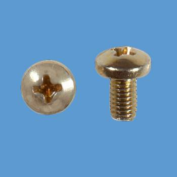 Screws Brass Packet of 25 Screws for Tap Wrench Screws Bag Of Screws Brass Screws