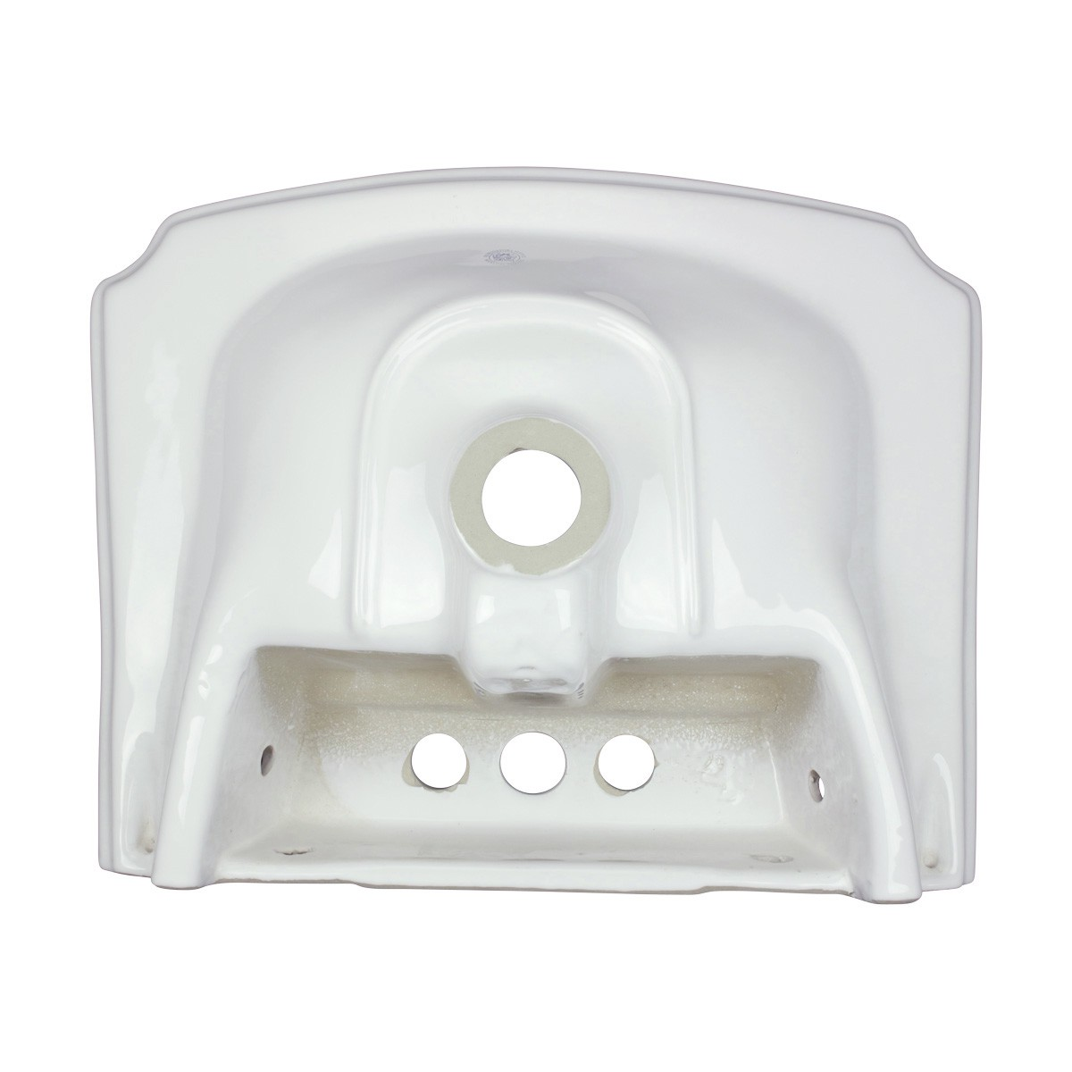 Renovators Supply Small Wall Mount Bathroom Sink White with Overflow 19 Small Wall Mount Bathroom Sink Wall Mount Bathroom Sink White Bathroom Sink