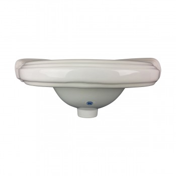 <PRE>Renovators Supply Corner Bathroom Wall Mount Sink White With 4inch Centerset</PRE>zoom8
