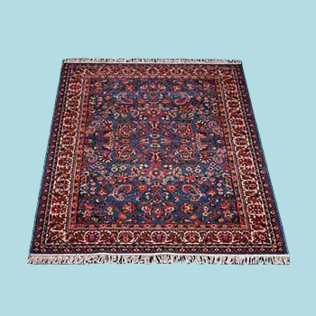 <PRE>Rectangular Area Rug 5' 7inch x  3' 11&quot; Red Polypropylene</PRE>zoom2
